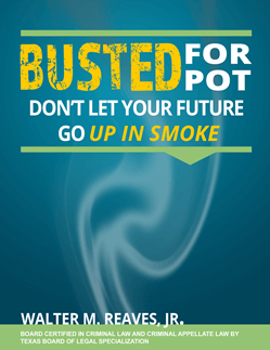 Busted for Pot - Don't Let Your Future Go Up in Smoke
