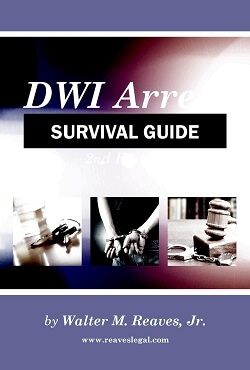 You can win your DWI case - Find out how in this Free Book